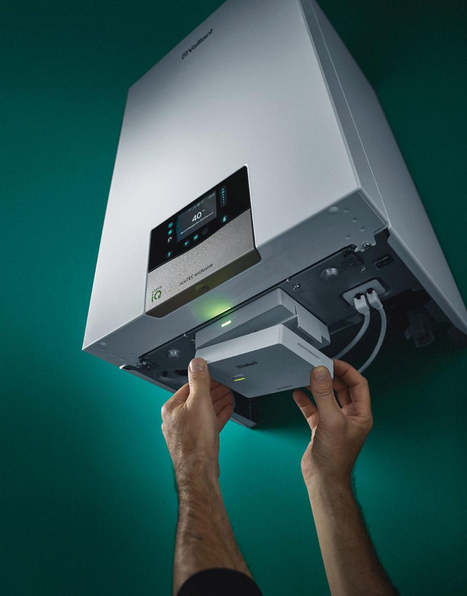Internetmodul Vaillant Gas-Brennwertgerät ecoTEC exclusive