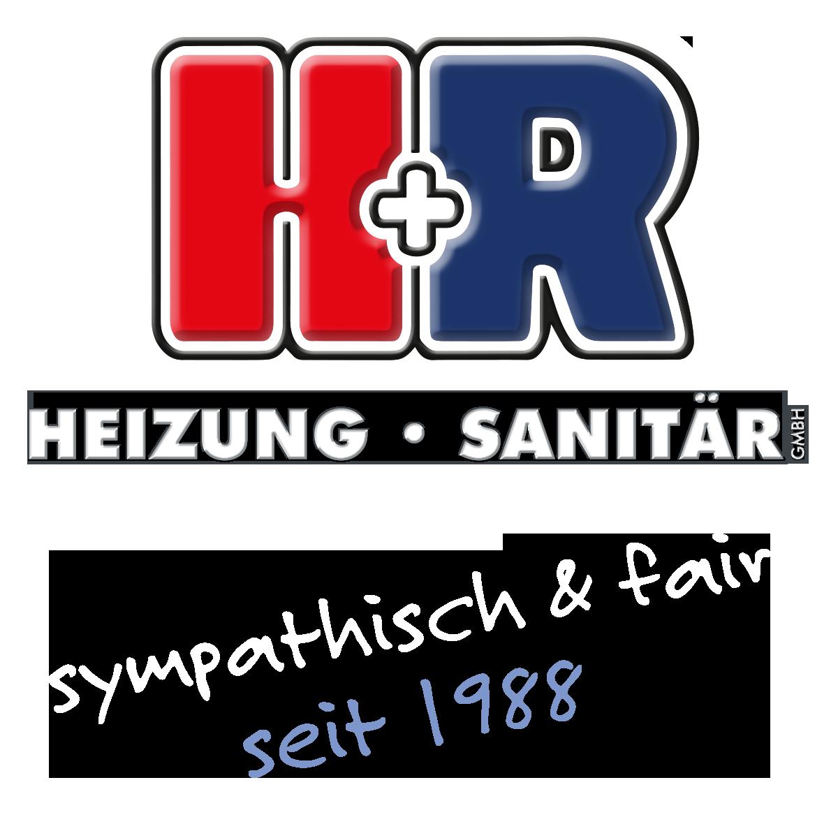 H und R-Logo sympathisch und fair