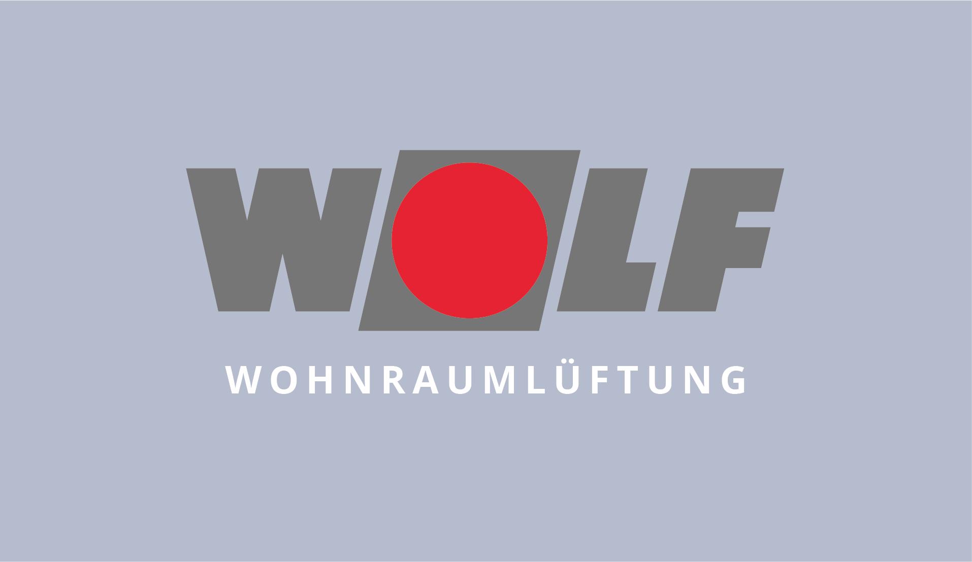 Logo WOLF Wohnraumlüftung